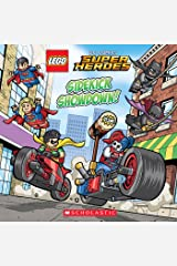 Sidekick Showdown! (LEGO DC Comics Super Heroes: 8x8) (LEGO DC Super Heroes) Kindle Edition