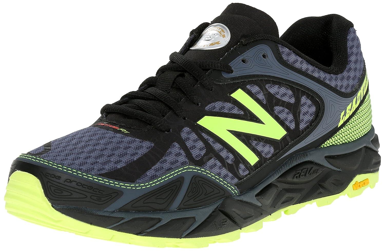 New Balance Men's Leadvillev3 Trail Shoe B011Y156YS 13 2E US Black/Toxic