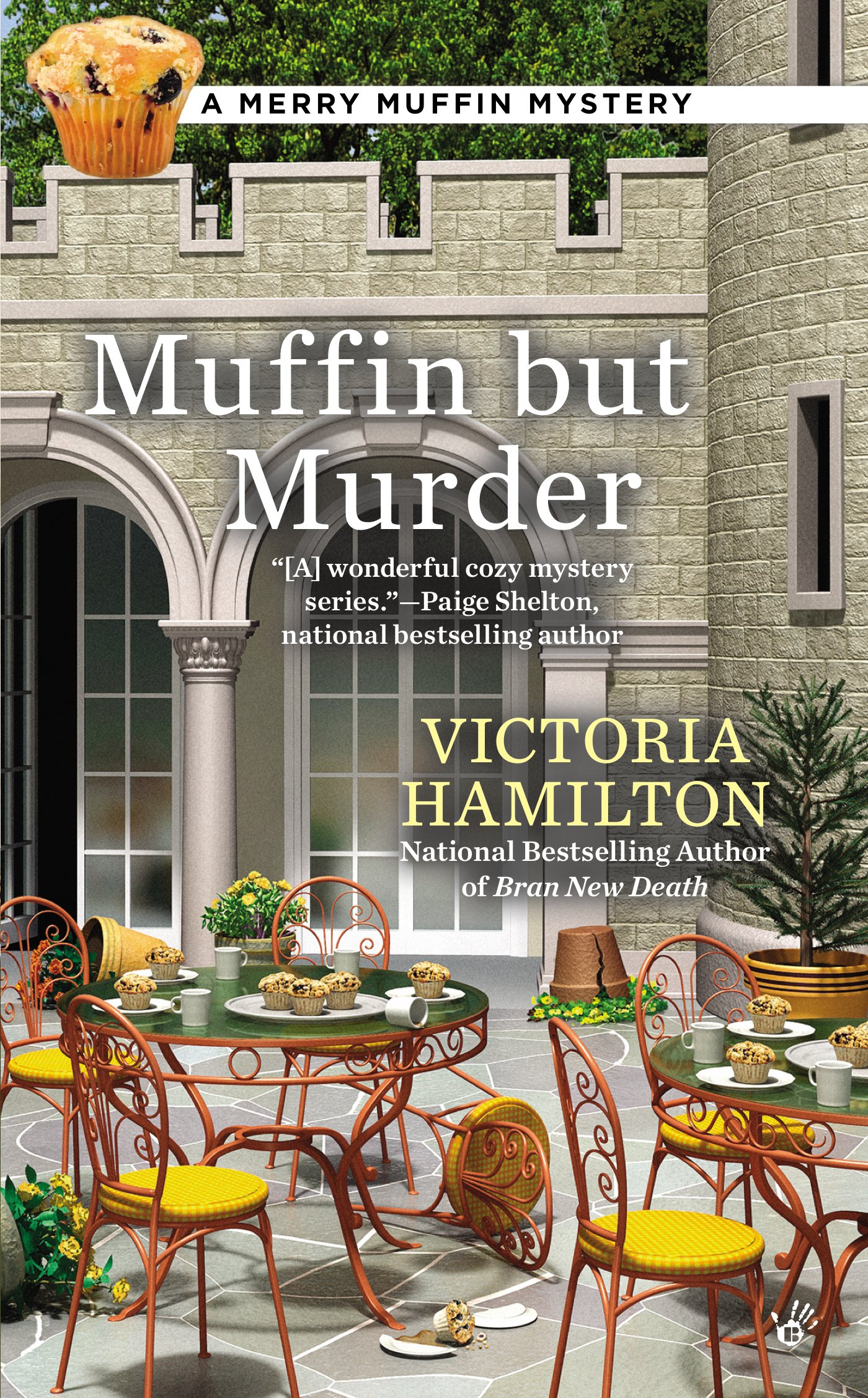 Muffin But Murder Merry Mystery product image