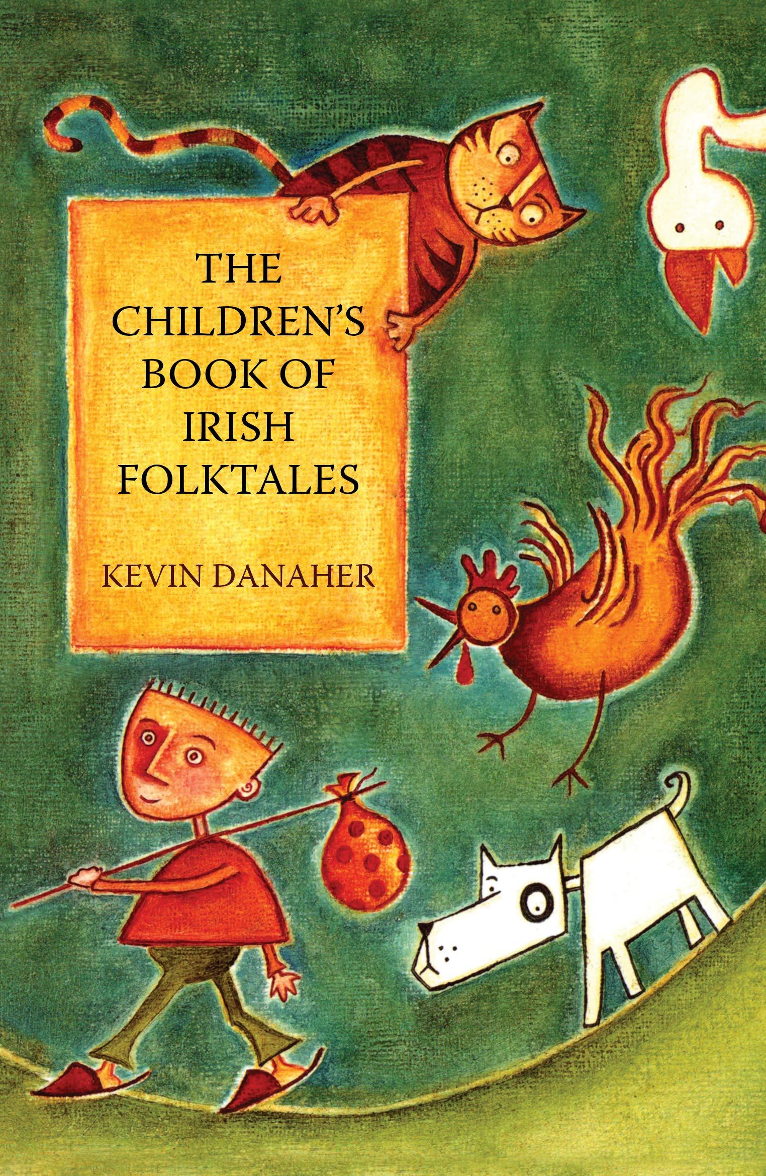 Children's Book Of Irish Folktales