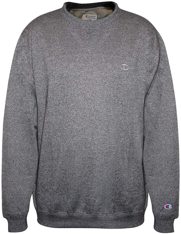 4c172269 Amazon.com: Champion Men's Big-Tall Fleece Crew Sweatshirt: Clothing