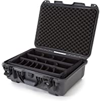 Nanuk 930 Waterproof Hard Case with Padded Dividers - Graphite