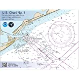 U.S. Chart No. 1 - 13th Edition: Symbols, Abbreviations and Terms used on Paper and Electronic Navigational Charts