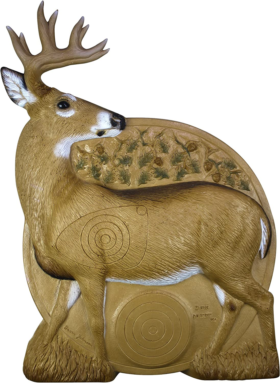 3D 矢印 ダーツターゲット鹿