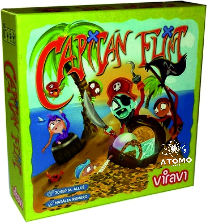 Capitán Flint: Amazon.es: Juguetes y juegos