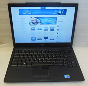 "Dell Latitude E4300 13.3"" Laptop (Intel Core 2 Duo P9400 2.40GHz, 160GB HDD, 2048MB DDR3 SDRAM, DVD/CD-RW, Lubuntu 14.04 OS)"