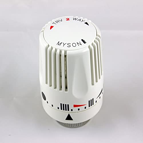 Myson Standard Thermostatic Radiator Valve Replacement Head Only (TRV 2 WAY)