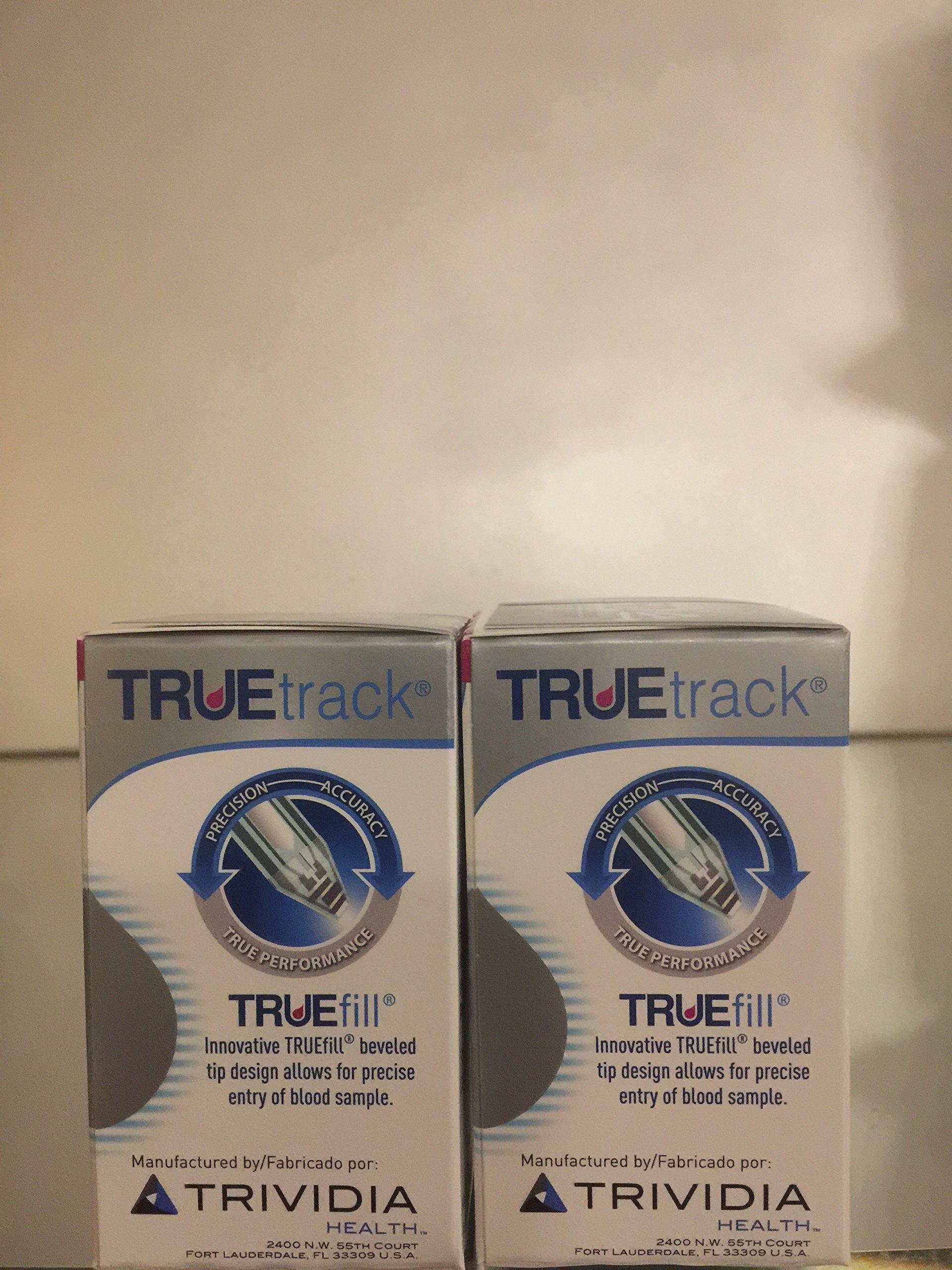 TRUEtrack Blood Glucose Test Strips(100 Count)