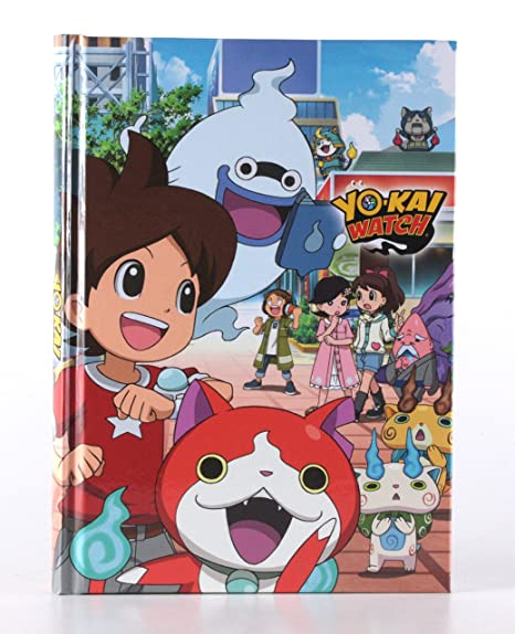 Diario scolastico 10 mesi yo kai watch mod.1: amazon.it: giochi e
