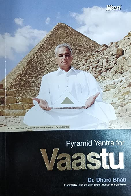 Jiten Pyramid Plastic Book - Pyramid For Vaastu/Techniques to correct  Vaastu and Fengshui defects