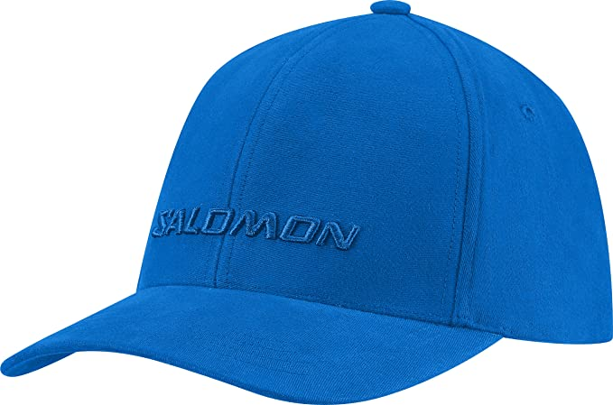 SALOMON - Gorra para Hombre Azul Bright Blue Talla:Small/Medium ...