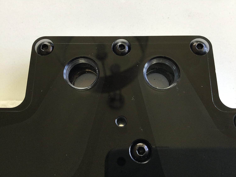 GTX 780 Water Cooling Block Bitspower VG-NGTX780 ICE Black Acrylic Top