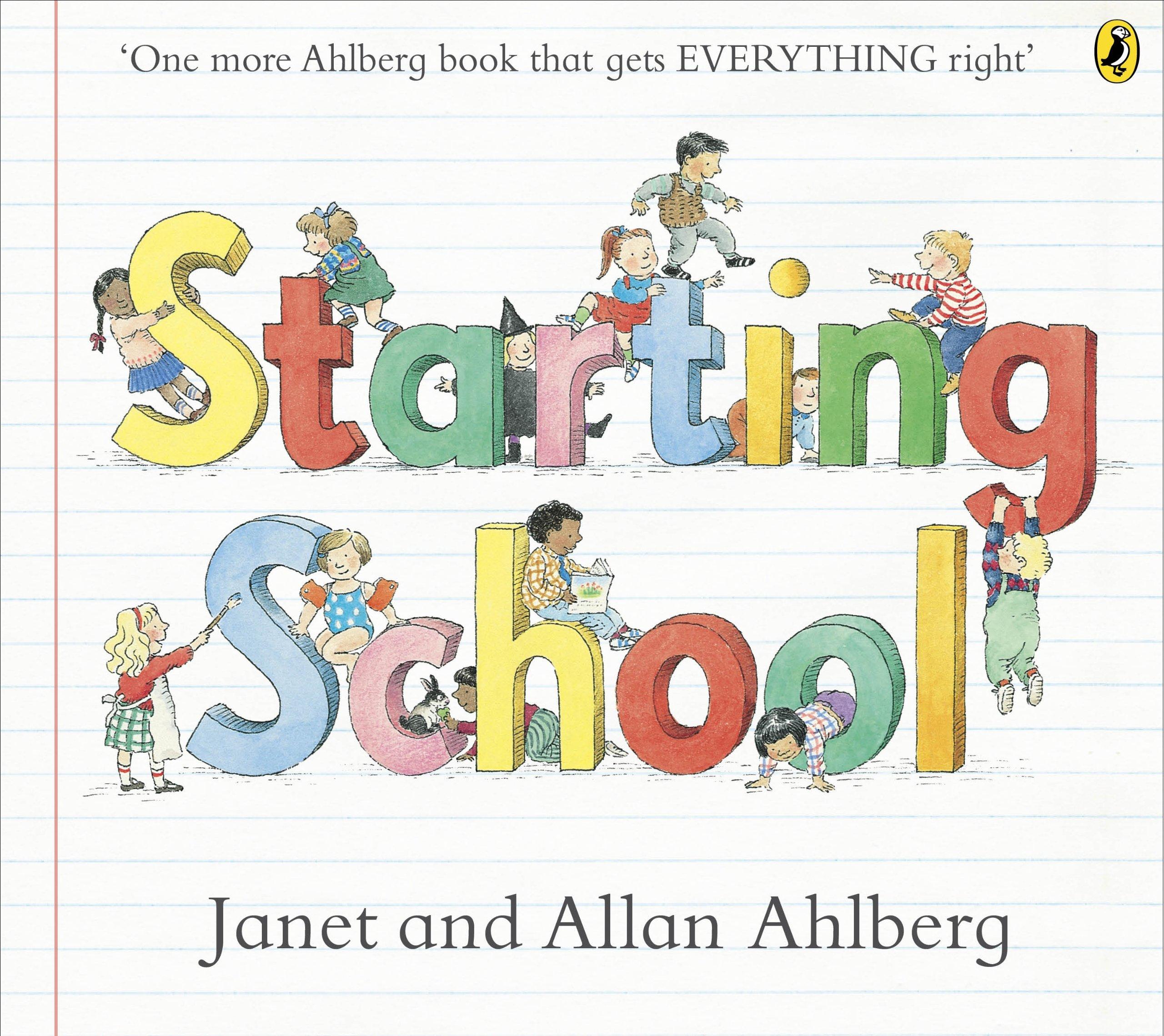starting allan ahlberg 9780723273462 amazon com books