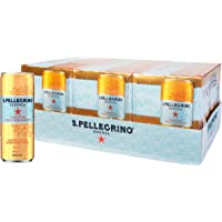 Sanpellegrino Essenza Tangerine & Wild Strawberry, 24 x 330 mL