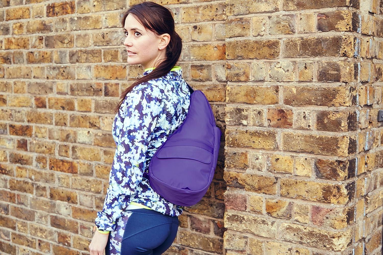 Healthy Back Bags, Borsa a zainetto donna Viola Purple Violet