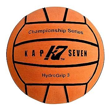 KAP7 HydroGrip - Balón Polo de Agua (Talla 3, para niños y niñas ...