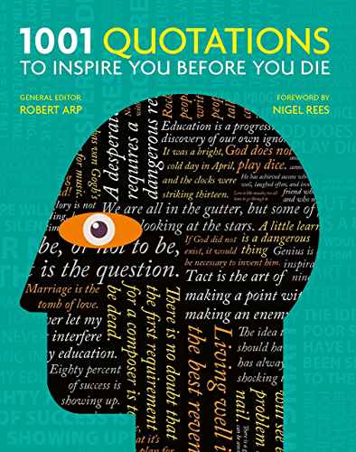 1001 Quotations to inspire you before you die (English Edition)