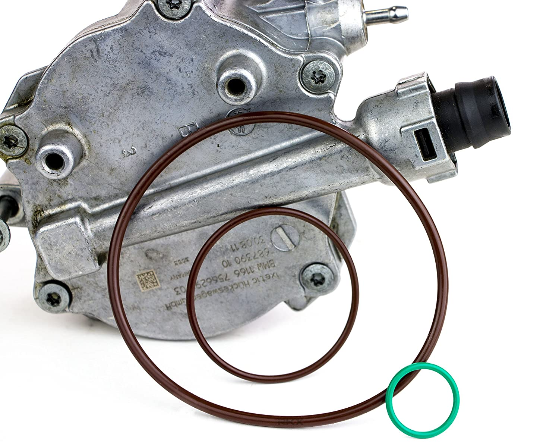 RKX 4.4L turbo Vacuum Pump Repair Re-seal kit gasket for BMW N63 S63 V8 5 6 7 X5 X6