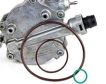 RKX 4.4L turbo Vacuum Pump Repair Re-seal kit gasket for BMW N63 S63