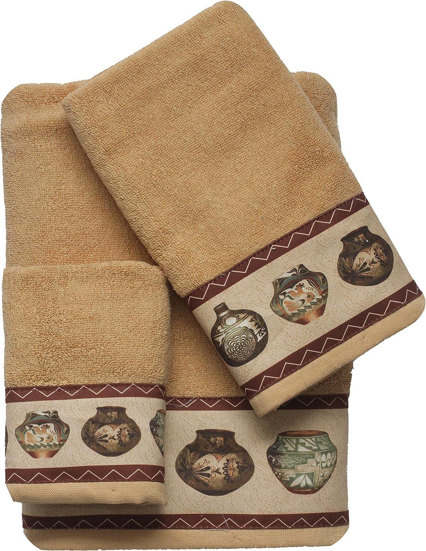 Homewear Artisan Hand Towel, Multi