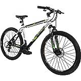 Columbia KM One 26-Inch Hardtail Men's 24-Speed Mountain Bike