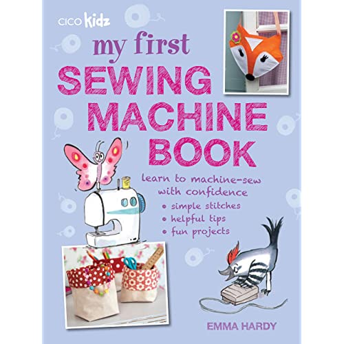 First Sewing Machine Project Amazon Adorable First Sewing Machine Project