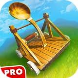 Castle Catapult 3D PRO