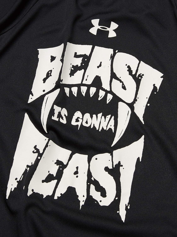 Under Armour Boys Tech Gonna Feast Short Sleeve T-shirt Short Sleeve