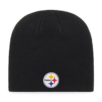 NFL Pittsburgh Steelers OTS Beanie Knit Cap ff24179681aa