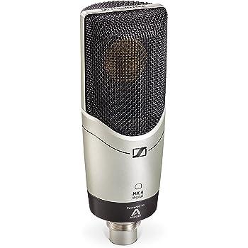 Auf der Suche nach einem gutem Mikrofon werden Sie bei der Marke Sennheiser fündig.