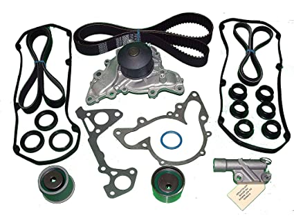 Amazon Com Tbk Timing Belt Kit Mitsubishi Eclipse 2000 To 2005 3 0l
