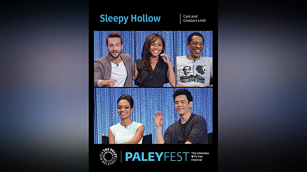 Sleepy Hollow: Cast and Creators Live at PALEYFEST