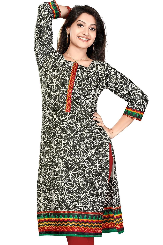 Indian Ethnic Designer Plain Casual Wear Kurti