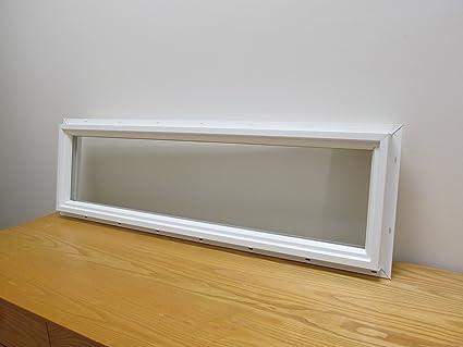 transom windows for sale operable transom window 10 36 double pane insulated amazoncom