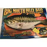 Big Mouth Billy Bass the Singing Sensation [Toy]