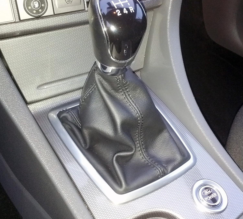 Ford Focus 2004 al 2011 cuffia leva cambio vera pelle