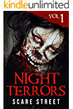 Night Terrors Vol. 1: Short Horror Stories Anthology