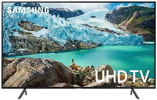Samsung 163 cm  65 Inches  4K Ultra HD Smart LED TV UA65RU7100KXXL  Black   2019 Model  Smart Televisions