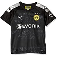 PUMA BVB Away Shirt Replica Jr with Evonik