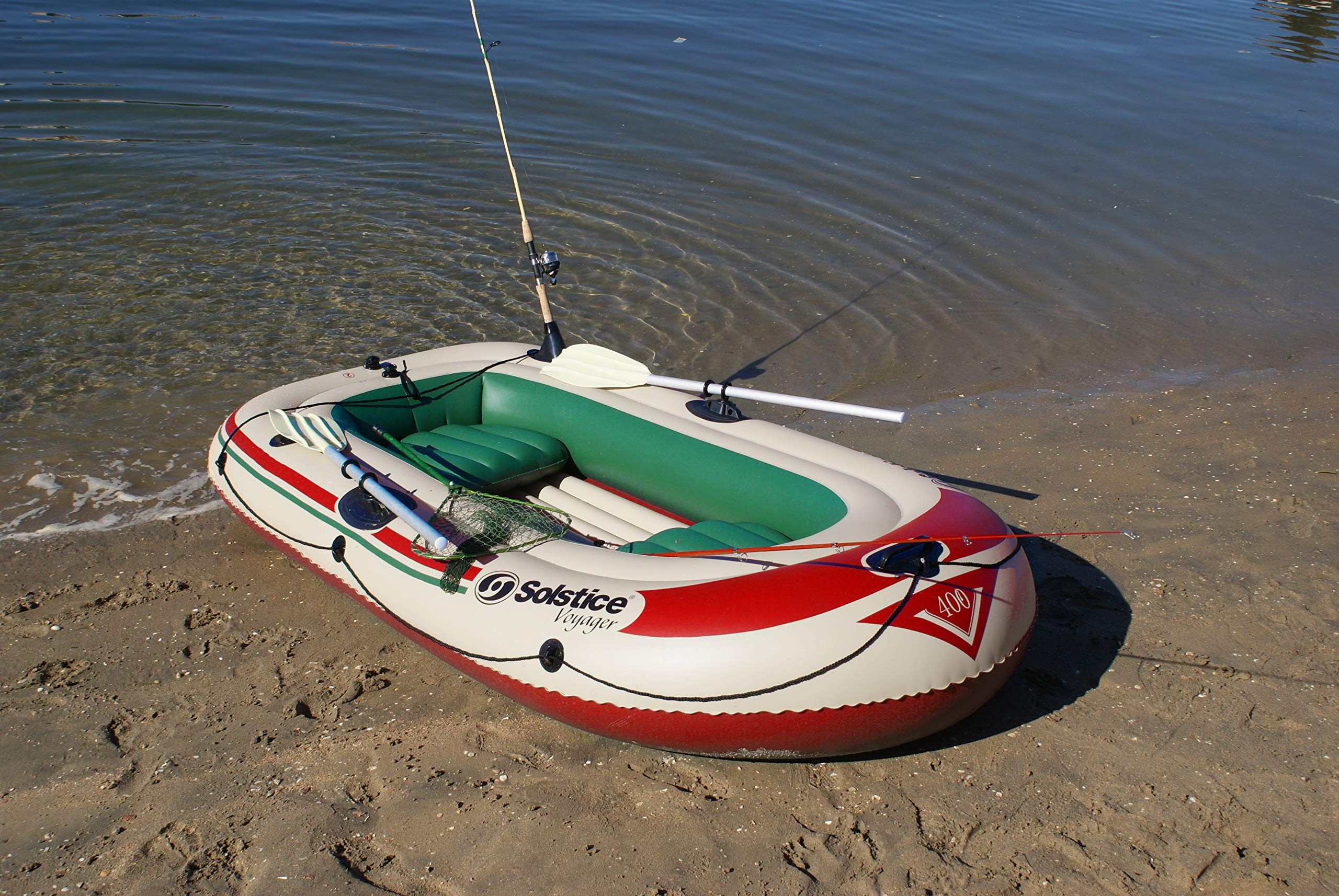 Solstice by Swimline Voyager 4-Person Boat by Solstice