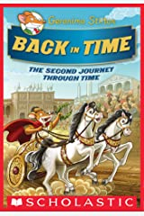 Geronimo Stilton Special Edition: The Journey Through Time #2: Back in Time Kindle Edition