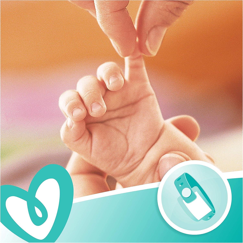 s Wet baby wipe, Bolsa de pl/ástico, Girl//Boy, Turquesa, Blanco, Alemania, 3,59 kg Pampers Sensitive 81687211 toallita h/úmeda para beb/é 52 pieza - Toallitas h/úmedas para beb/é