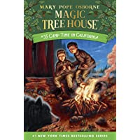 Camp Time in California (Magic Tree House (R))