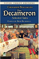 The Decameron: Selected Tales (Dover Thrift Editions) Kindle Edition