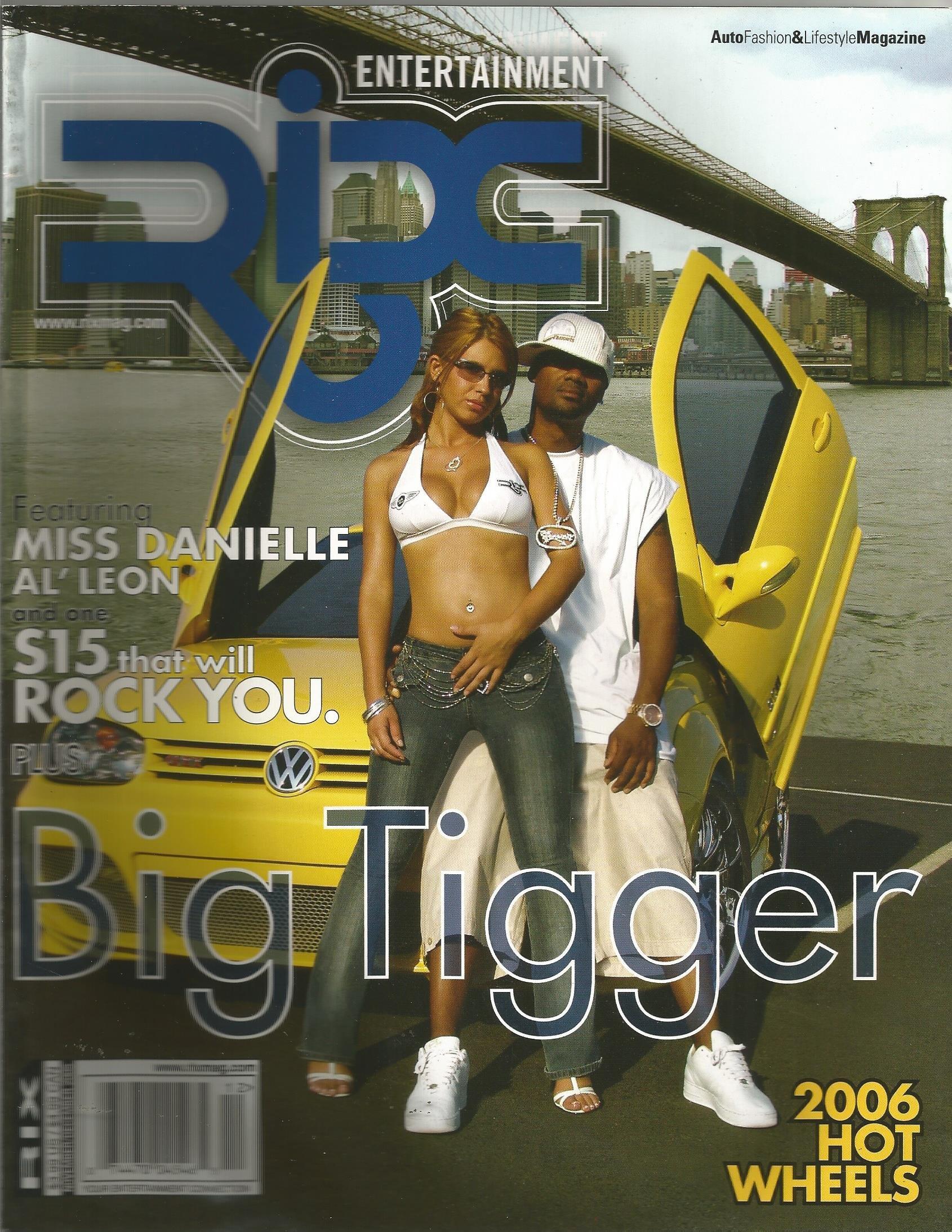 Download Rix Entertainment Magazine (November/December 2005,Miss Danielle,Big Tigger) pdf epub