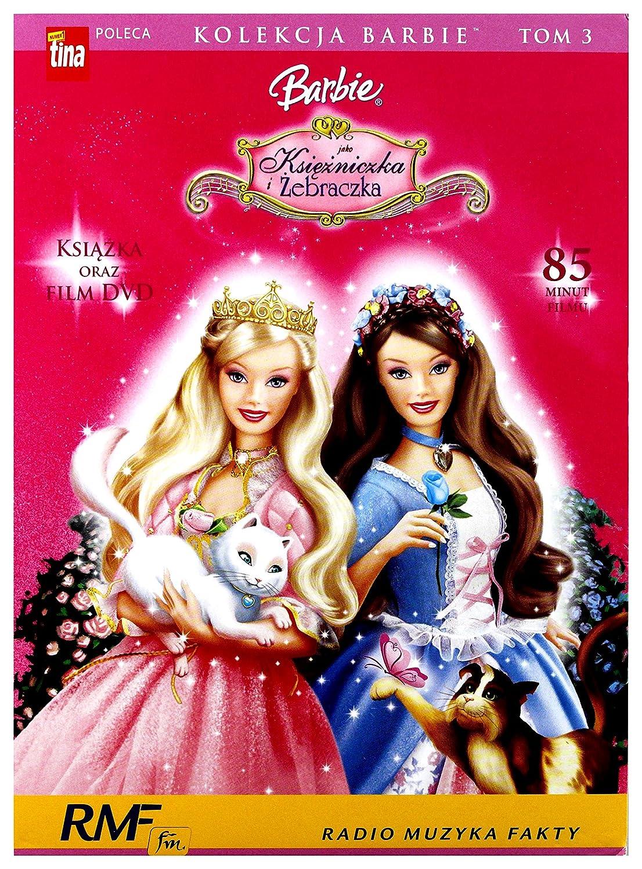 Barbie as the Princess and the Pauper DVD IMPORT No hay versión española: Amazon.es: Kelly Sheridan, Melissa Lyons, Julie Stevens, Mark Hildreth, Mark Luna, Alessandro Juliani, Martin Short, Kathleen Barr, Ian James