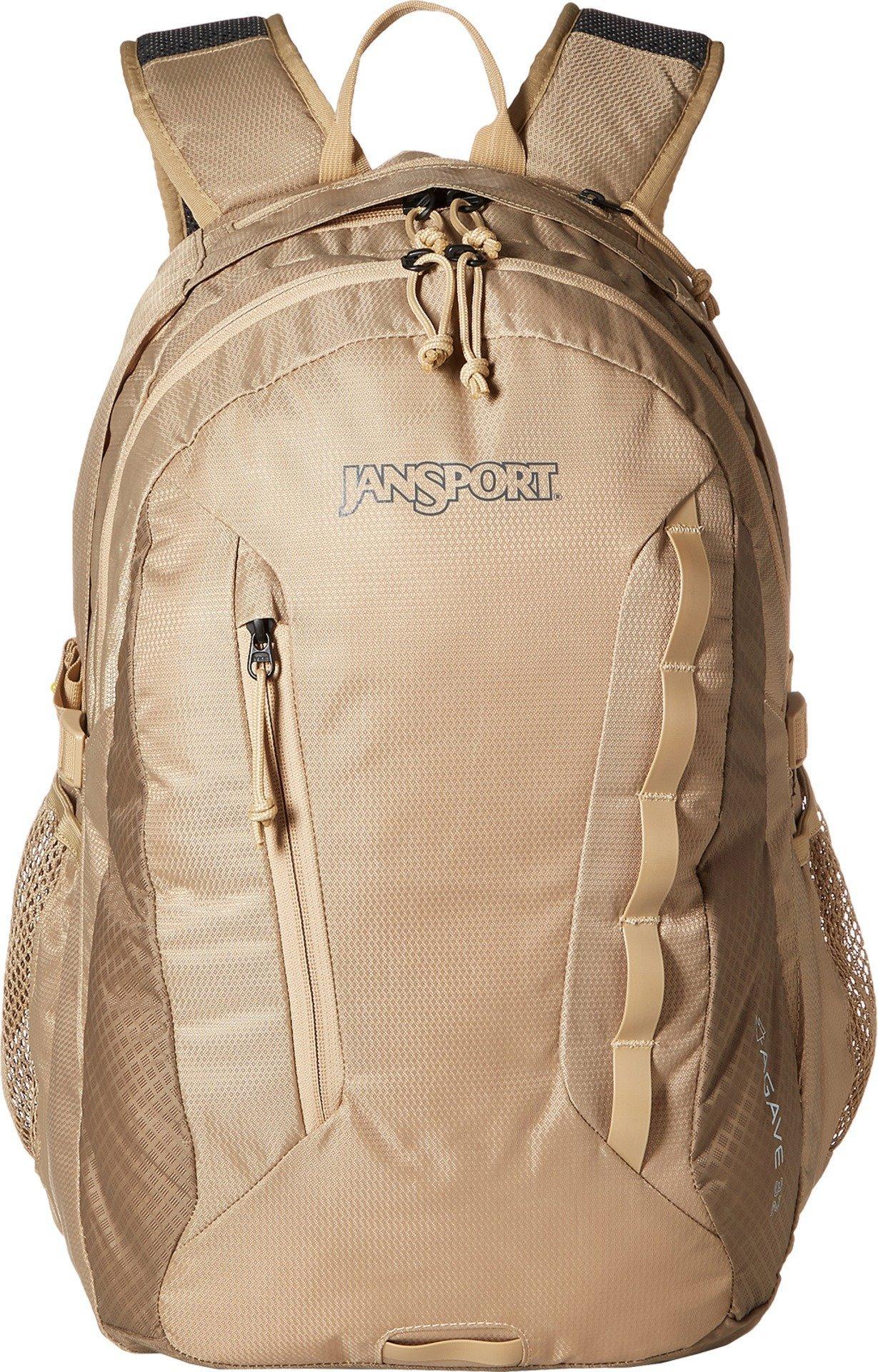 JanSport Unisex Agave Bozeman Brown/Field Tan One Size