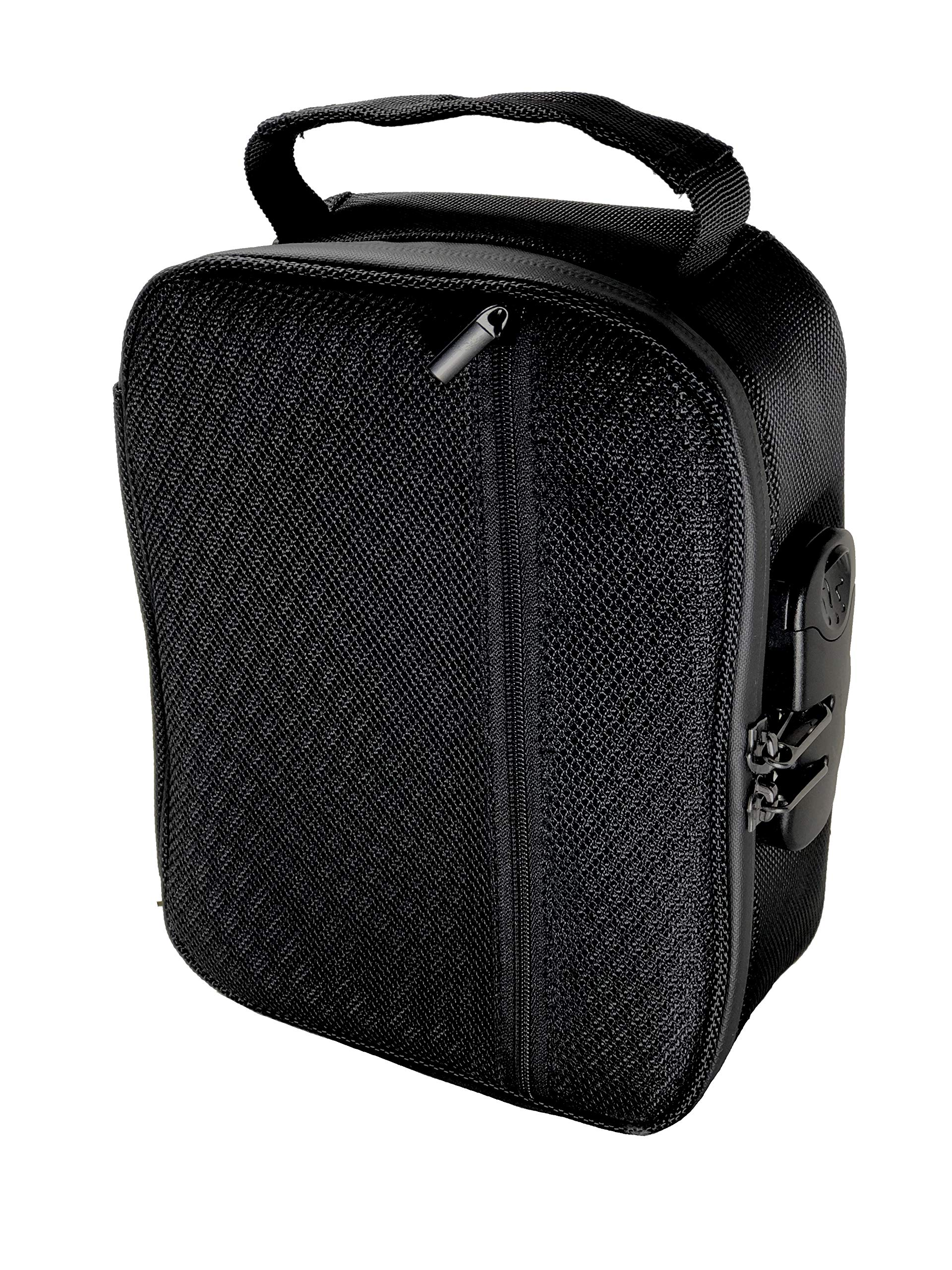 Sale - Smell Proof Bag - Odor Concealing - Protect Your Items with Built-in Combo Lock