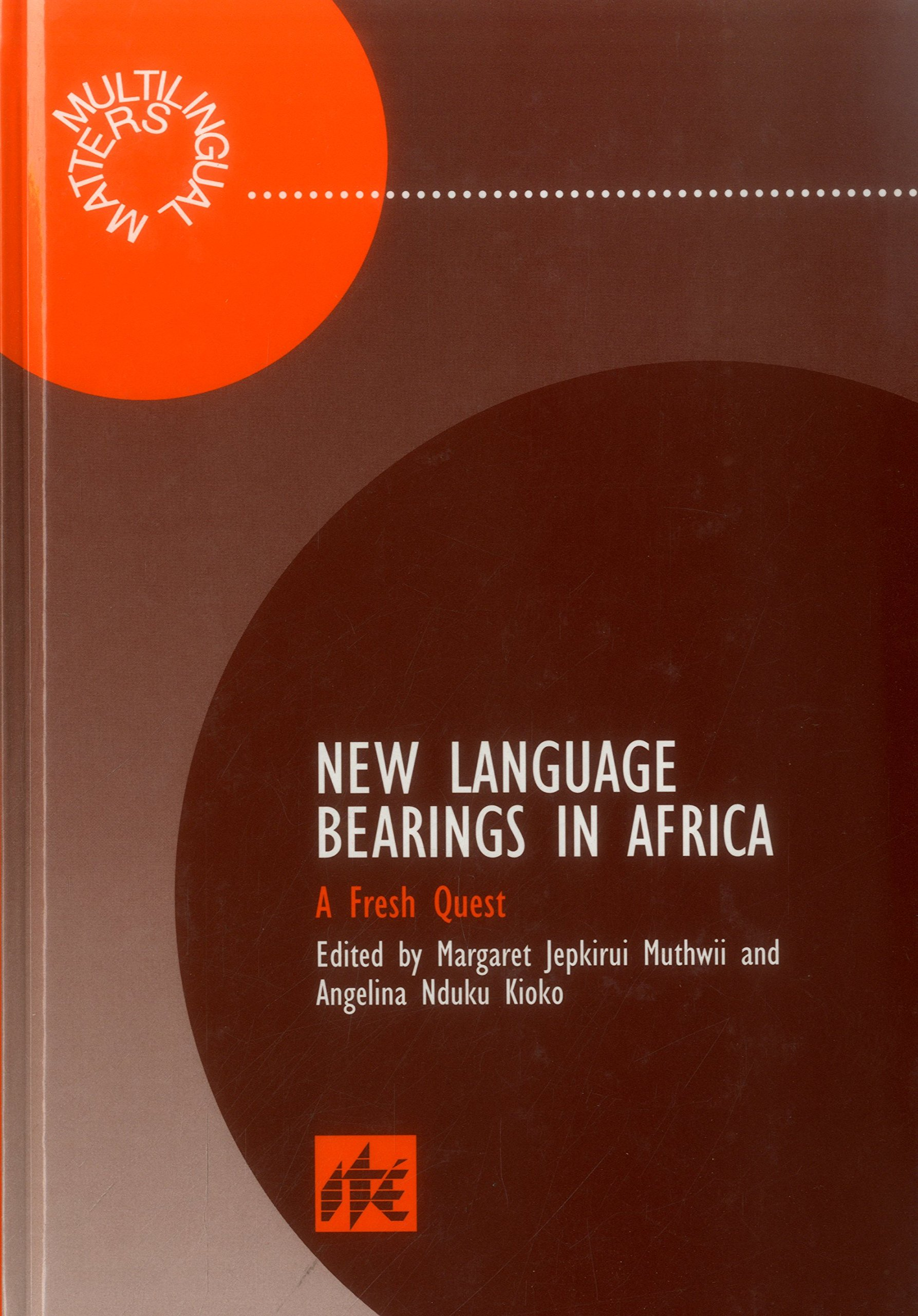 Read Online New Language Bearings in Africa: A Fresh Quest ebook