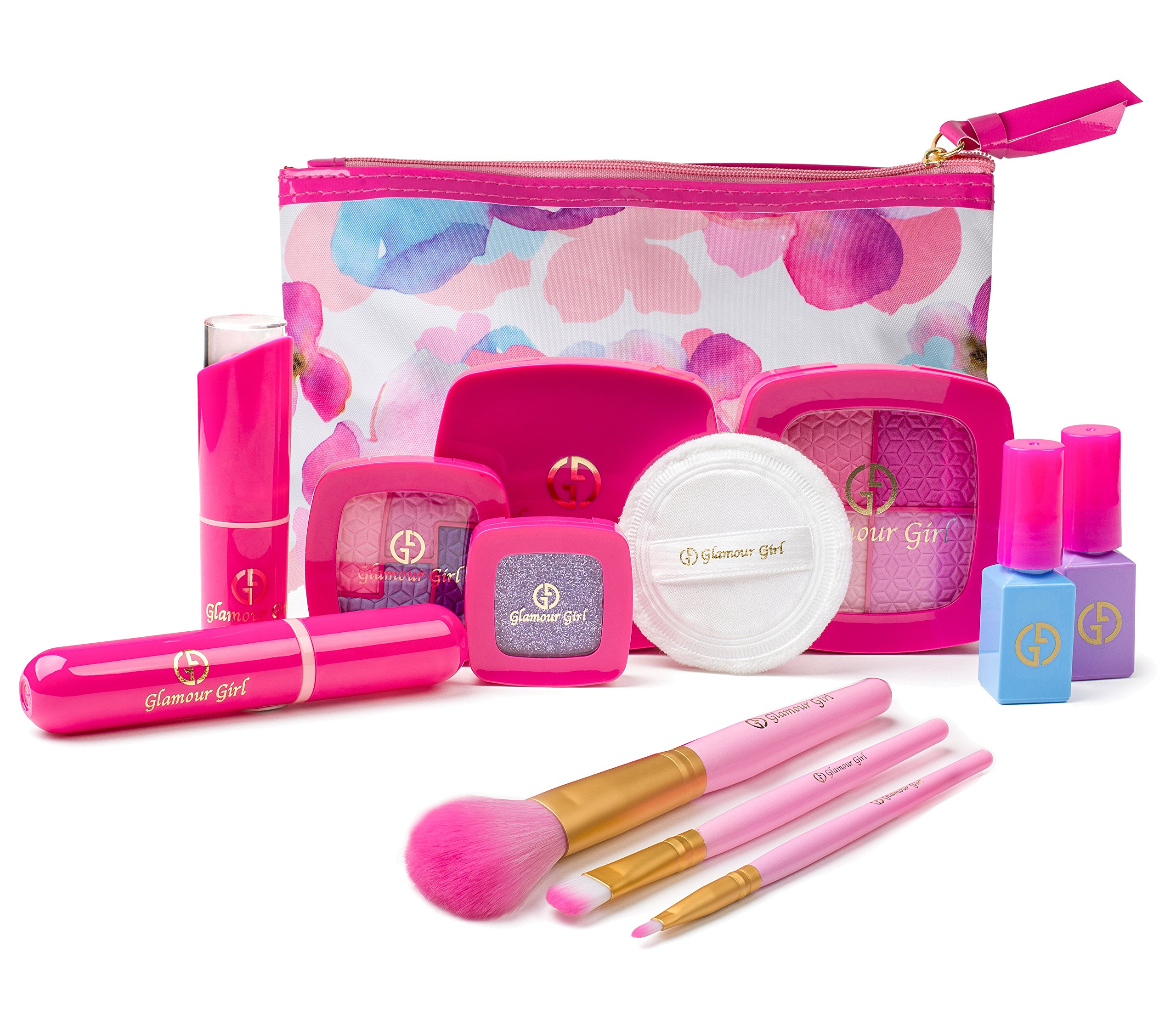 Makeup Set for Children Glamour Girl Pretend Play Make up ...
